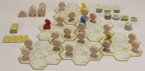Board Game: Forest of Tataraba
