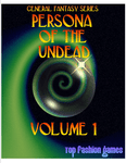 RPG Item: Persona of the Undead Volume 1