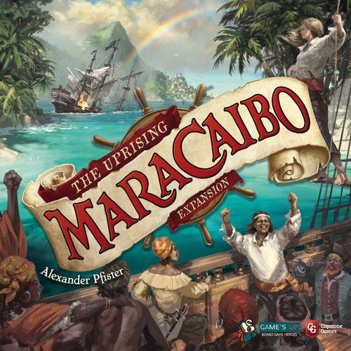 Board Game: Maracaibo: The Uprising