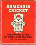 Board Game: Armchair Cricket