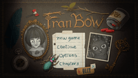 Video Game: Fran Bow