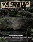 RPG Item: 100 Oddities for a Found Car