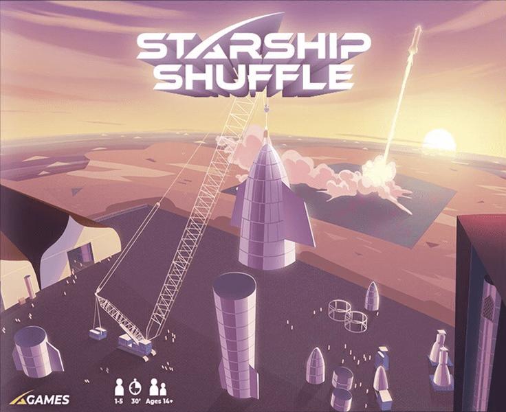 Starship Shuffle