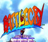 Video Game: BattleCry (1991)