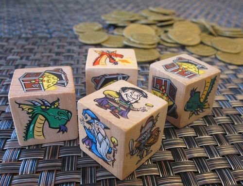 Board Game: Fandooble