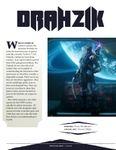 Issue: EONS #21 - Drahzik