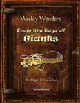 RPG Item: From the Bags of Giants