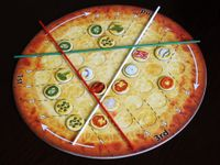 Board Game: Pizza Theory