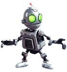 Character: Clank