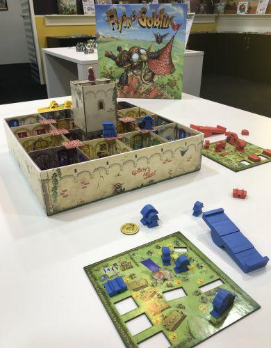 Board Game: Flyin' Goblin
