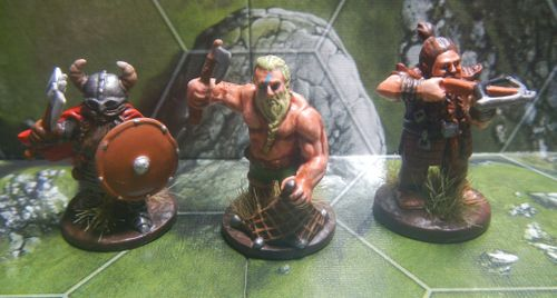 Board Game: Drako: Dragon & Dwarves