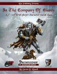 RPG Item: In the Company of Giants (Pathfinder)
