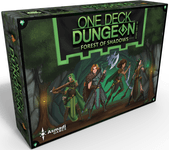 Board Game: One Deck Dungeon: Forest of Shadows