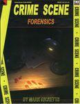 RPG Item: Crime Scene: Forensics