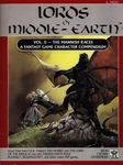 RPG Item: Lords of Middle-earth: Volume 2: The Mannish Races