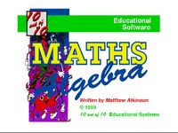 Video Game: 10 out of 10 Maths Algebra