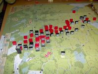 Summer '42 - the German breakthrough in the north has put a lot of Soviet units out of supply.