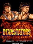 Video Game: Devestators