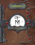 RPG Item: Technomancy II