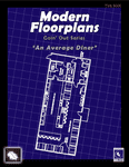 RPG Item: Modern Floorplans: Diner