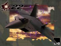 Video Game: F22 Air Dominance Fighter