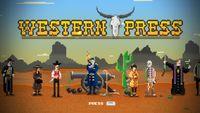 Video Game: Western Press