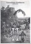 RPG Item: Anonima Gidierre presenta: D&D Adventures II