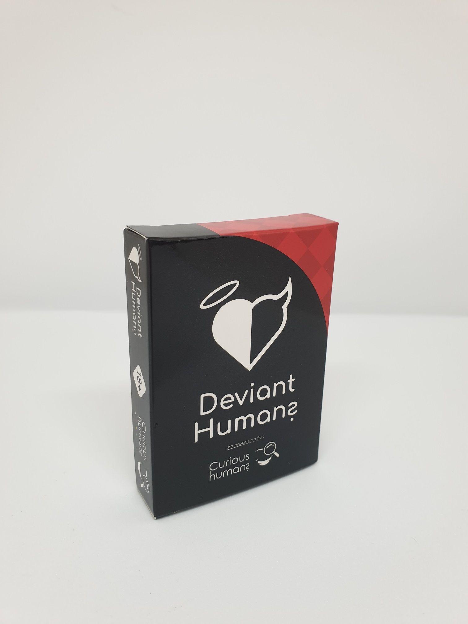 Curious Humans: Deviant Humans Expansion Pack