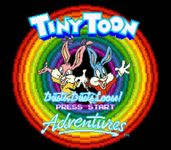 Video Game: Tiny Toon Adventures: Buster Busts Loose!