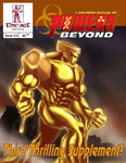 RPG Item: Powers Beyond: Third Thrilling Supplement