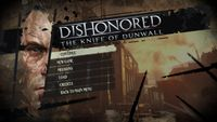 Video Game: Dishonored - The Knife of Dunwall