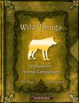 RPG Item: Wild Things: Options for Animal Companions