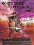 Issue: Sorcerer's Apprentice (Issue 11 - Summer 1981)