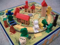 Board Game: The Kids of Catan