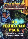 RPG Item: Champions 6th Edition Character Pack (HD Character Pack)