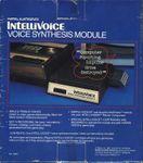Video Game Hardware: Intellivoice