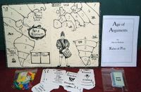 Board Game: Age of Arguments