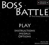 Video Game: Boss Battle