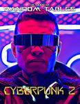 RPG Item: The Book of Random Tables: Cyberpunk 2
