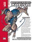 RPG Item: Monsters of NeoExodus: Aneishi