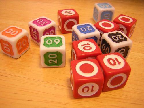 Board Game: Shake