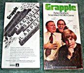 Board Game: Grapple