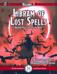 RPG Item: Libram of Lost Spells, Volume 7