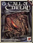 RPG Item: Call of Cthulhu (5th Edition)