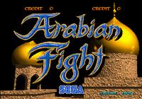 Video Game: Arabian Fight