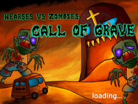 Video Game: Hearse VS Zombies: Call of Grave