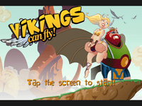 Video Game: Vikings Can Fly!
