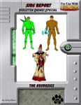 RPG Item: S.I.D.s Report Forgotten Enemies Special: The Geodesics