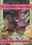 RPG Item: CDM2: The Lost Shrine of Kasar-Khan