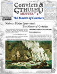 RPG Item: Convicts & Cthulhu: Muster #2 - The Master of Convicts
